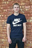 Брендовая футболка Nike, брендовая футболка найк, мужская, все размеры в наличии, ф1795