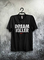Брендовая футболка Nike, летняя, лёгкая футболка найк, спортивная, унисекс, ф1841