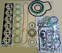 Комплект прокладок к асфальтоукладчикам XCMG RP601L RP701L RP756 RP952 Dong Feng D6114