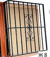Решетка кованая на окна