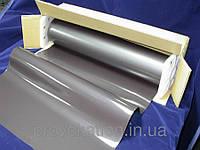 Изотропный магнитный лист КЛЕЕВЫМ СЛОЕМ. Размер:10m*620mm*2,0mm