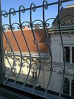 Решётка металлическая кованая, фото 1