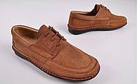 Туфли мужские из натуральной кожи с перфорацией Peerless Размеры в наличии : 42,43,44,45 арт.310 (производство