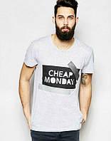 Брендовая футболка, белая, в ассортименте, мужская, летняя, качественная, ф2510