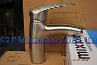 Смеситель для раковины Mixxen Грация MXH1000NK никель, фото 1