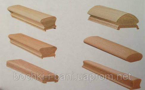 Элементы лестниц. Поручни для перил, фото 2
