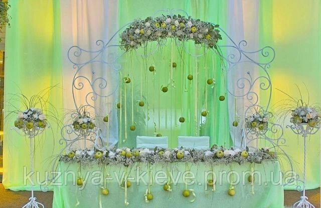 Свадебные арки и декор для свадеб