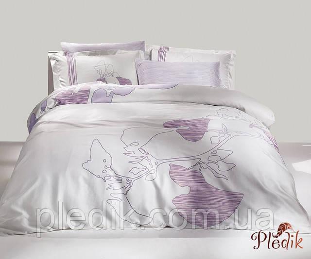 Красивое постельное белье евро