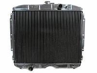 Радиатор ГАЗ 3307-1301010 (3-х рядный)