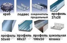Профіль СD-60 (0,45 мм) (3м,4м) Україна, фото 2