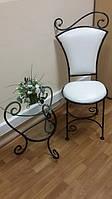 Кованый стул для гостинной