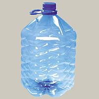 Бутыль ПЭТ для воды объемом в 7 литров