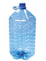 Бутыль ПЭТ для воды объемом в 10 литров