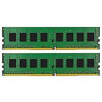 Модуль памяти для компьютера DDR4 8GB (2x4GB) 2133 MHz Kingston (KVR21N15S8K2/8).