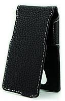 Чехол Status Flip для Bravis A401 Neo Black Matte