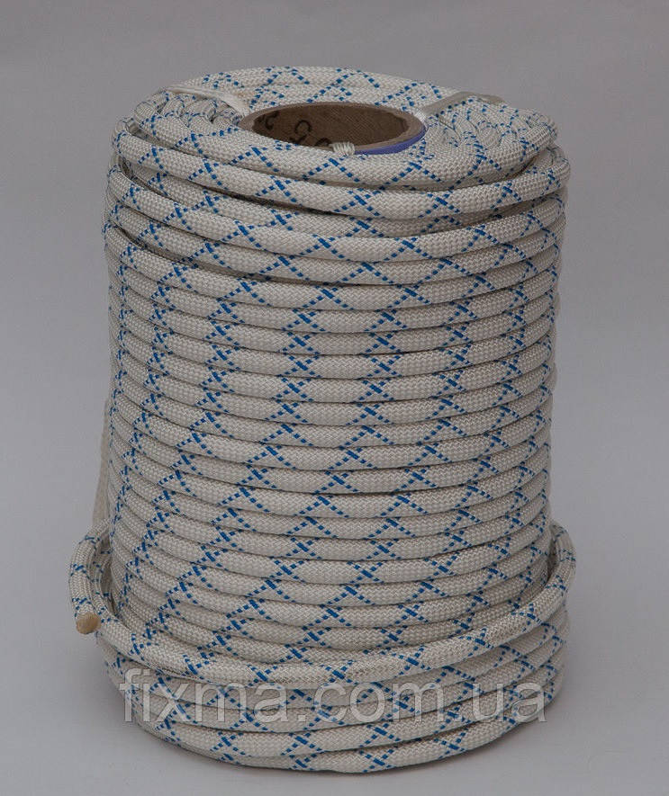 Статический полиамидный шнур ПРОМАЛЬП класс А, 10,7 мм - ЧП «Буд Трейдинг» в Киеве