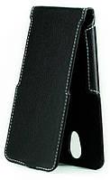 Чехол Status Flip для Doogee Valencia 2 Y100 Plus Black Matte