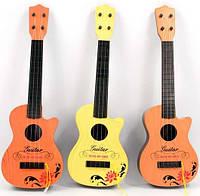 Детская гитара со струнами В-79С