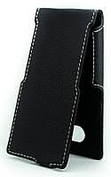 Чехол Status Flip для Fly FS451 Nimbus 1 Black Matte