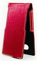 Чехол Status Flip для Fly FS451 Nimbus 1 Red