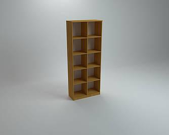 Книжный шкаф КШ 2 Компанит