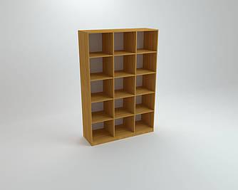 Книжный шкаф КШ 3 Компанит