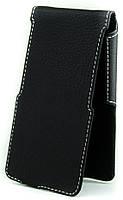 Чехол Status Flip для Huawei Honor 4C Black Matte