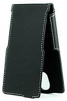 Чехол Status Flip для Impression A501 Black Matte
