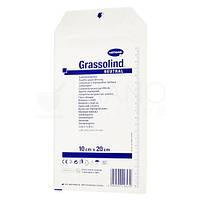 GRASSOLIND (Гразолинд) neutral 10 см x 20 см, (HARTMANN) повязка заживляющая мазевая атравматическая