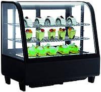 Вітрина холодильна настільна EWT INOX RTW-100L , фото 1