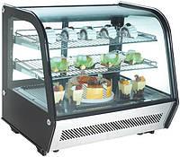 Вітрина холодильна настільна EWT INOX RTW-120L, фото 1