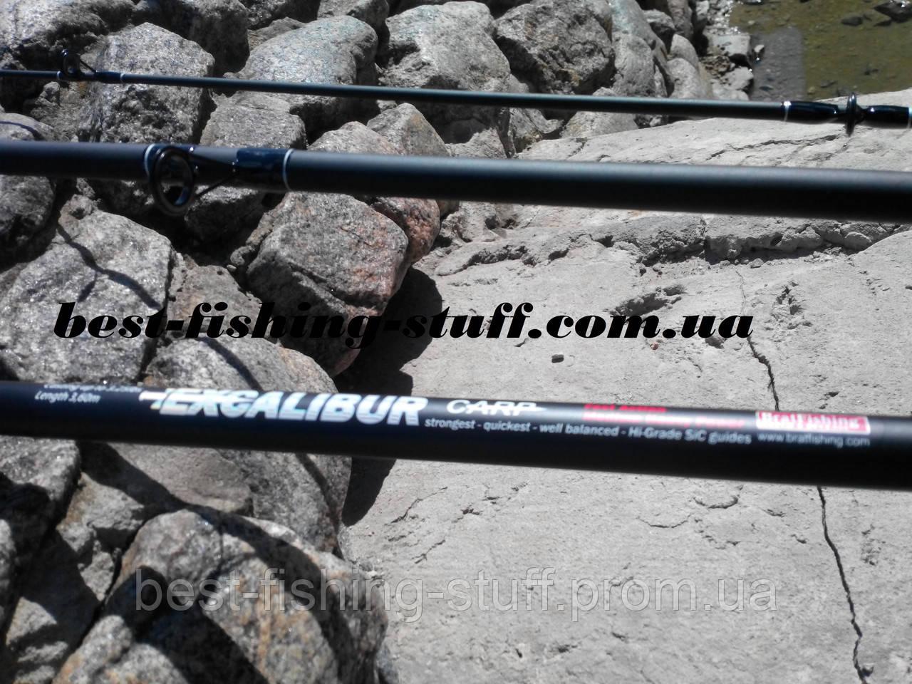 Карповое удилище BratFishing Excalibur Carp 3.6м (3.25lbs)