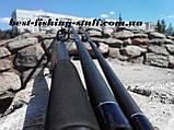 Карповое удилище BratFishing Excalibur Carp 3.6м (3.25lbs), фото 4