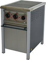 Плита електрична промислова АРМ-ЕКО ПЕ-2Ш полімерне покриття