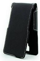 Чехол Status Flip для Lenovo A1000 Black Matte