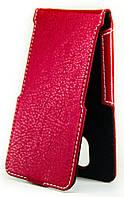 Чехол Status Flip для Meizu M2, M2 Mini Red