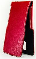 Чехол Status Flip для Meizu M2 Note Red
