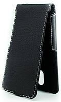 Чехол Status Flip для Meizu M3 Note Black Matte