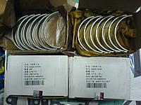 Шатунные коренные вкладыши для асфальтоукладчиков Changlin LTU75 Dong Feng D6114