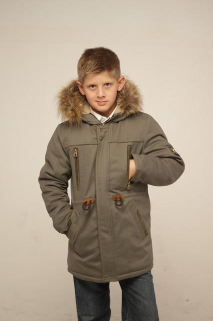 Детские зимние куртки на мальчиков Man's Jacket