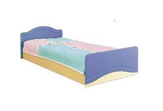 Детская кровать ГЕОМЕТРИЯ КТ 539 (односпальная) БМФ