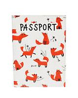 Обложка на загранпаспорт