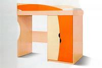 Детская кровать-горка САВАННА (двухъярусная) Світ меблів