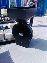 Зернодробилка «ФЕРМЕР Д-1» 2,2 кВт NEW (с большим бункером), фото 3