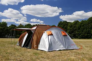 Палатка Abarqs Clif-8, тамбур,проклеенные швы, фото 3