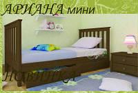 Детская кровать АРИАНА Мини (односпальная) Николаев