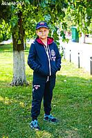 Спортивный костюм подростковый на мальчика № 391 н.м
