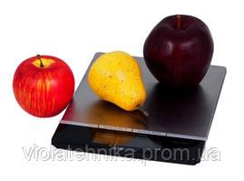 Весы кухонные электронные Clatronic KW 3416 silver