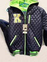 Детская куртка-трансформер для мальчика