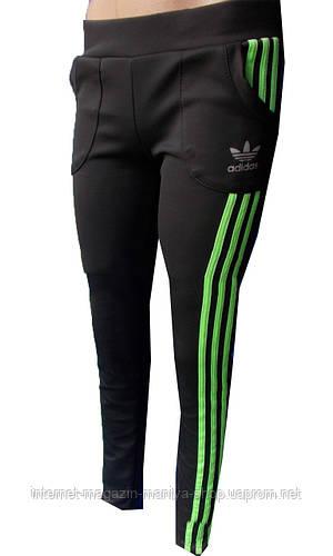 Спортивные штаны женские прямые Adidas
